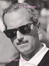 Colin Chapman Lotus F1 Portrait Photograph 2