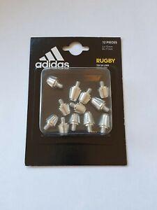 Adidas Rugby Aluminium Studs TRX SG Long 4 x 15mm, 8 x 11mm Brand New in Box