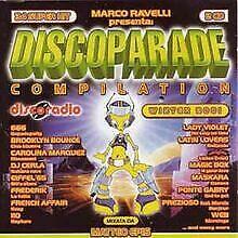 Discoparade Winter 2001 von Various | CD | Zustand sehr gut