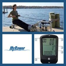 MY-Rower VR-1  Water Resistance Concept Rower - Made in USA - 2019 Model