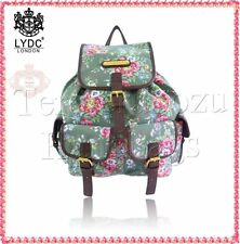 LYDC Anna Smith Bunch Floral / Flower Print Rucksack / Backpack