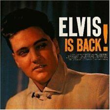 Elvis Cd----------German Issue----'Elvis is Back'