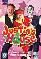 Justins House Oh No, Its Auntie Justina [DVD]
