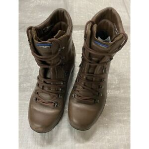 Altberg brown army issue boots -Grade 2