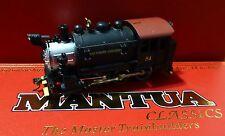 Mantua HO #393002 Baltimore & Ohio 0-6-0 Tank Switcher