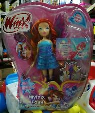 Winx Club Mythix Fairy Aisha Layla Doll Bambola Giochi Preziosi Witty