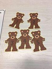 Five Little Bears - Flannel Felt Board Story