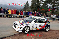 Colin McRae Ford Focus RS WRC 00 Winner Catalunya Rally 2000 Photograph