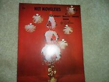 Vintage Net Novelties 1967 - Craft Book Paperback