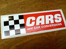 Coches y coche conversiones Carrera Rally Motorsport Sticker Decal 1 de 175 mm