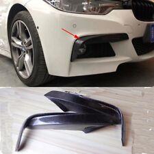 F30 Carbon Fiber  Front Splitters Lip for BMW 3 Series M Sport Sedan 2013-2017