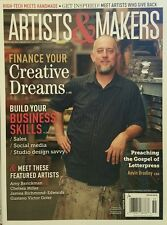 Artists & Makers Finance Your Dreams Business Skills Winter 2015 FREE SHIPPING