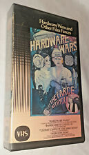 HARDWARE WARS AND OTHER FILM FARCES VHS 1983 SCI FI  COMEDY WARNER  RARE  HTF