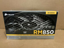 RMx Series RM850x — 850 Watt 80 PLUS Gold Certified PSU. Opened Box. NO MANUAL