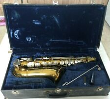 KING CLEVELAND 613 ALTO SAXOPHONE MADE IN USA