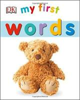 My First Words (Dk My First) by Dk, NEW Book, FREE & Fast Delivery, (Board book)