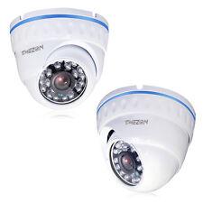 1200TVL Waterproof IR Day Night Indoor Outdoor Home CCTV Security Dome Camera