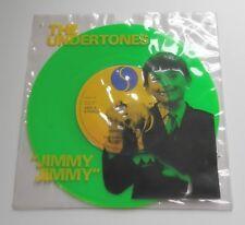 """Los matices-Jimmy Jimmy UK 1979 Sire Vinilo Verde 7"""" Solo Funda de plástico"""