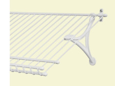 CLOSETMAID SHOE SUPPORT BRACKET FOR WIRE CLOSET SHELVING  **NEW**  Rubbermaid
