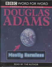 MOSTLY HARMLESS by Douglas Adams ~ Complete, Unabridged 4-Cassette Audiobook