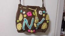 HAND MADE KNITTED NY BAG FOR GIRLS 100% COTTON
