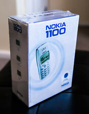 BRAND NEW SEALED Nokia 1100 Vintage Mobile Phone Australian Version RARE