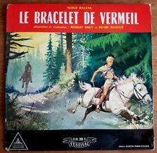 EO 1960 DISQUE 33 TOURS PIERRE JOUBERT + SERGE DALENS : LE BRACELET DE VERMEIL