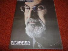 Salman Rushdie, Vogue models, divers pics in mag