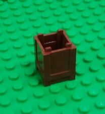 *NEW* Lego Brown 2x3 Square Barrell Container  Boats Pirates Islands x 1 piece
