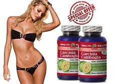 Vitamin C Powder - GARCINIA CAMBOGIA EXTRACT - Organic Weight Loss 60%HCA 2B