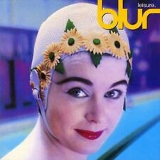 Blur Leisure LP Vinyl 33rpm 2012 Repress