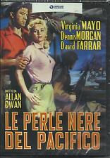 Le perle nere del Pacifico (1958) DVD