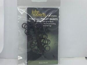 John Roberts Bait Bands Halibut Pellet Bands 2X Packs