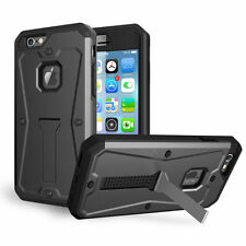 Metal Fitted Cases with Kickstand for iPhone 6s