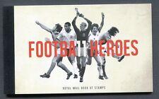 GB 2013 - Prestige Booklet - SG DY7 - Football Heroes