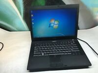 Dell E6400 Laptop / Core 2 Duo 2.26GHZ / 80GB / 4GB / Win 7 Pro / COMPLETE