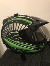 New Arctic Cat TXI Helmet, matte Green And Black 2XL