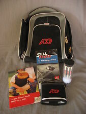 Slazenger Golf ADP Promotional Gift Zippered Bag with Accessories