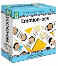 Carson-dellosa Emotion-oes Board Game - Educational - 2 To 6 Players