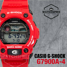 Casio G-Shock G-Rescue Sports Watch G7900A-4D