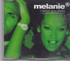 Melanie B-I Want You Back cd maxi single