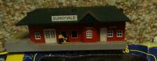 "Mini Sunnyvale building 6""X2"""