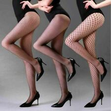 Women Sexy Fishnet Lady Hollow Out Mesh Socks Hosiery Pantyhose Sheer Tights US
