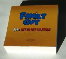 2014 Family Guy Calendar - 365 Hilarious Pictures of the Griffon Family!