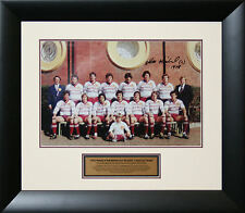 1978 Manly Warringah team photo signed by Krilich Framed