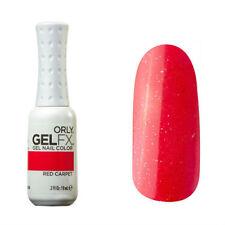 Orly Gel FX Gel Nail Polish Red Carpet #30634 0.3 oz 9 mL
