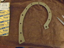 37 38 39 40 41 42 43 44 45 46  47 48 - 54  pontiac  6+8  cyl timing cover gasket