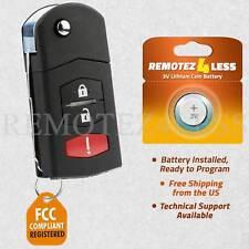 Keyless Entry Remote For 2007 2008 2009 2010 2011 2012 Mazda Cx 7 Car Key Fob