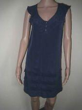 Top Shop Blue Rara Dress Size 6 Party, Holiday, Evening,     ***A246***