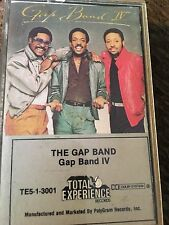 The  Gap Band IV by The Gap Band (Cassette) @RARE@ FAST SHIPPING
